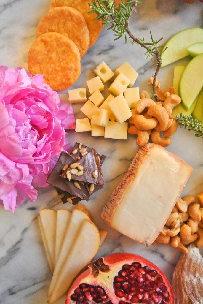 рецепты закусок и десертов из сыра