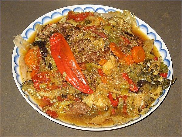 Узбекская кухня домляма рецепт с фото