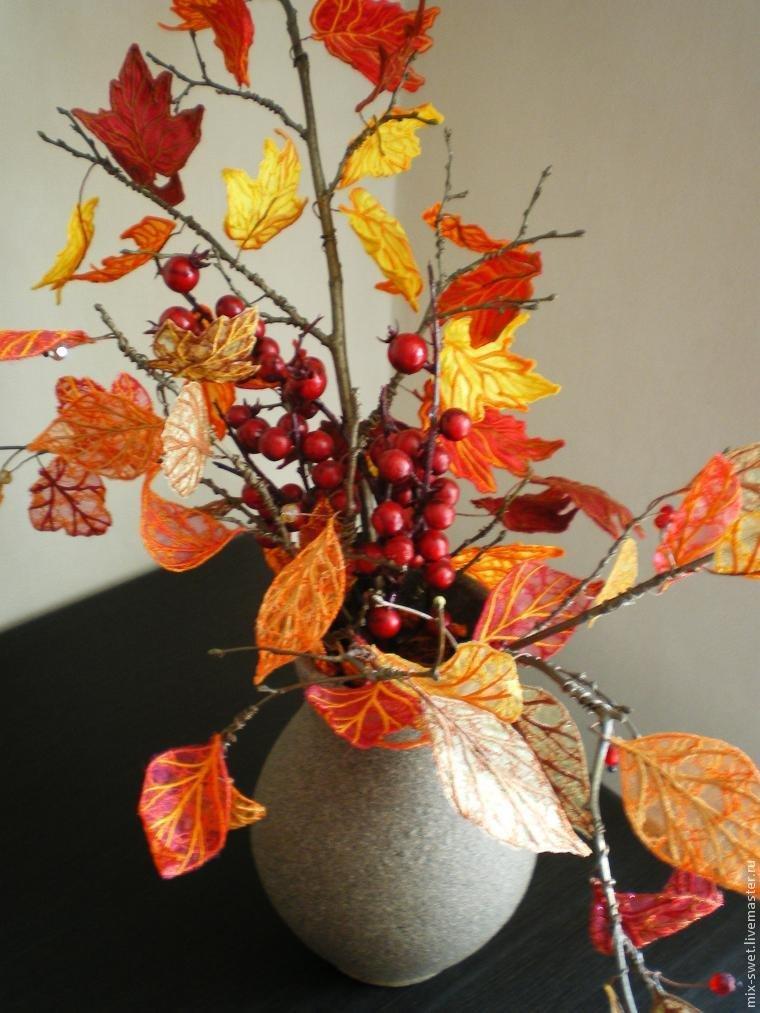 Осень. На деревьях стремительно желтеют листья. На дворе стоят теплые деньки уходящего бабьего лета, и хочется найти время, чтобы пойти в парк собирать опавшие листья.