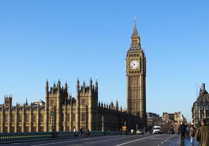 Биг Бен (Лондон, Англия)