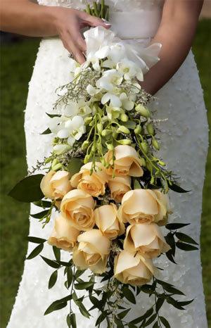Букет на свадьбу молодым