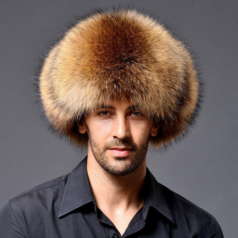 мужские меховые шапки фото долгое время могла