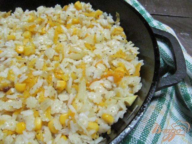 Рис рецепты приготовления с фото
