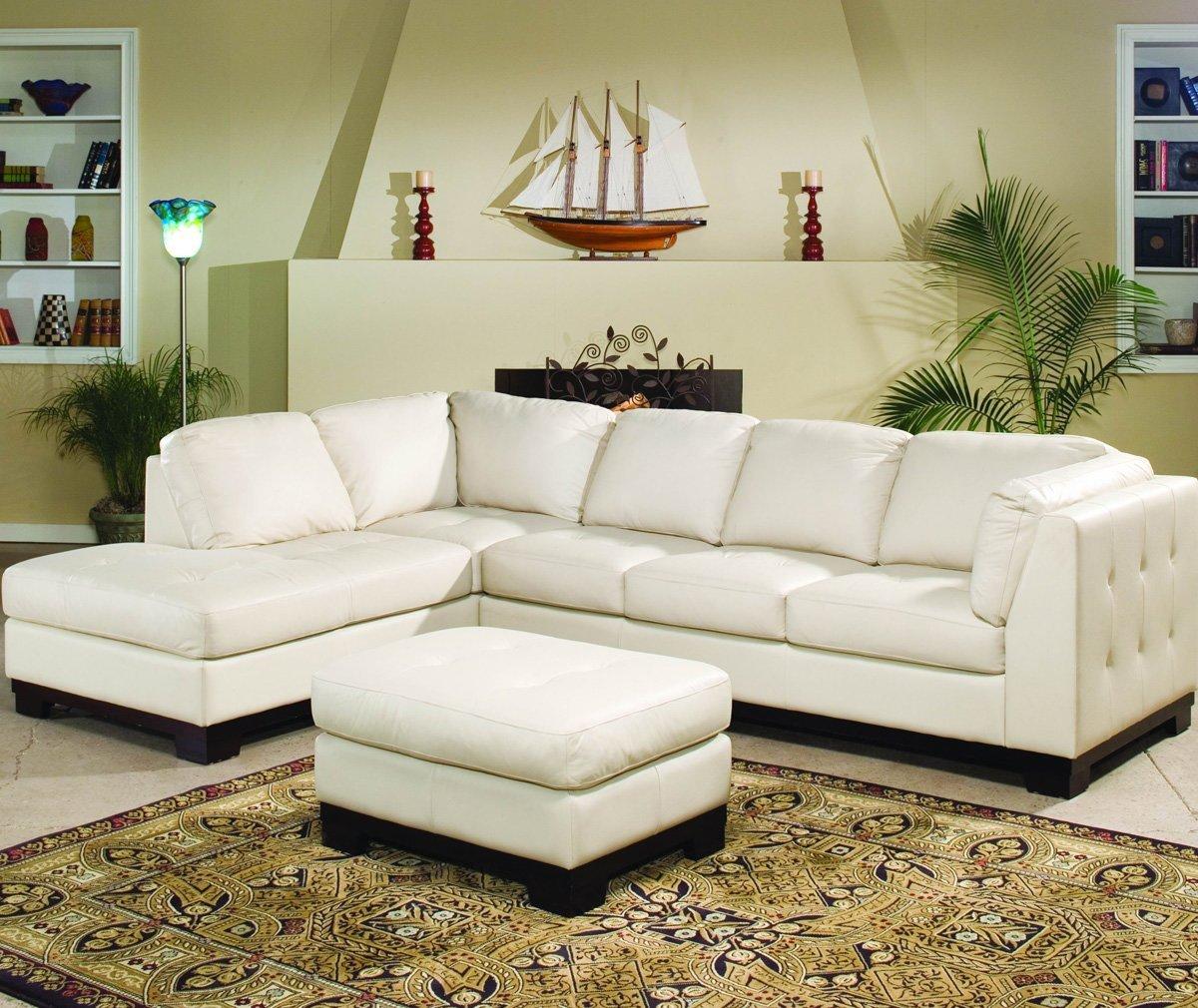 Угловая мягкая мебель для гостиной фото