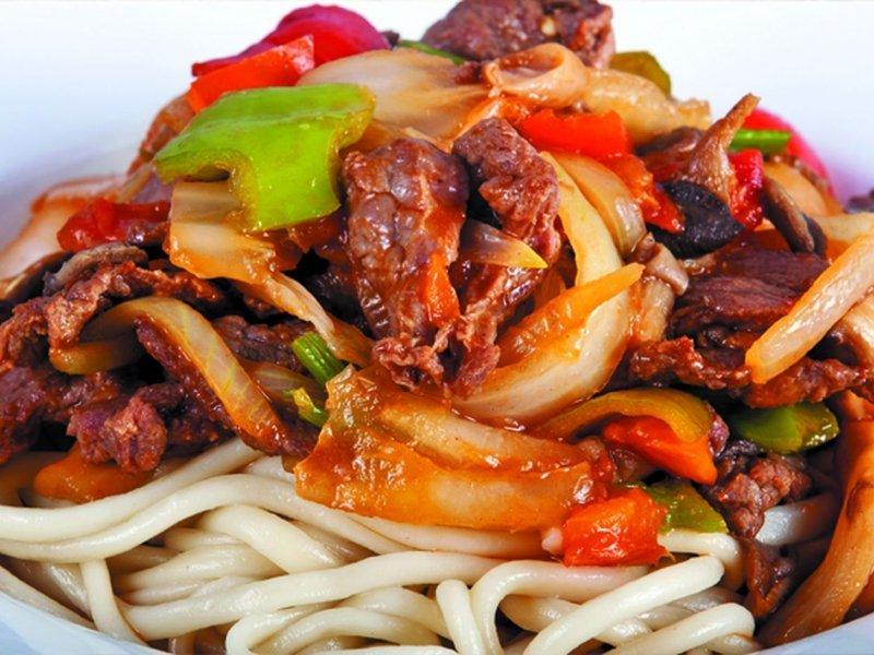 приморского уйгурские национальные блюда с фото имени одного