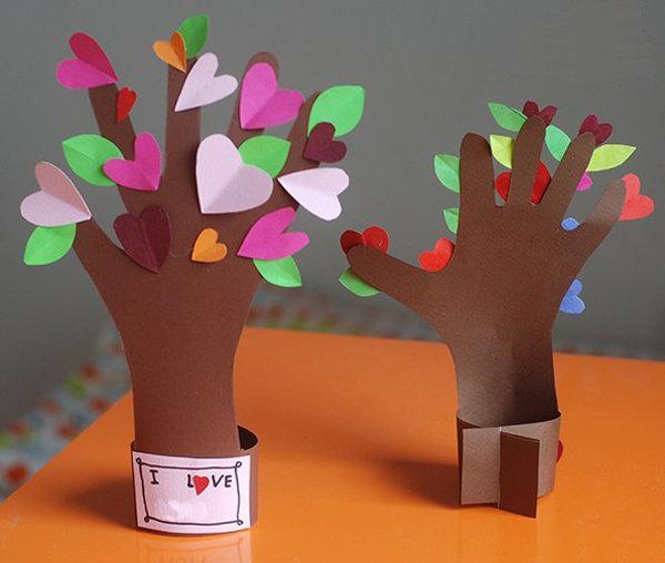 Объемная открытка своими руками дерево, поздравление рождеством картинки