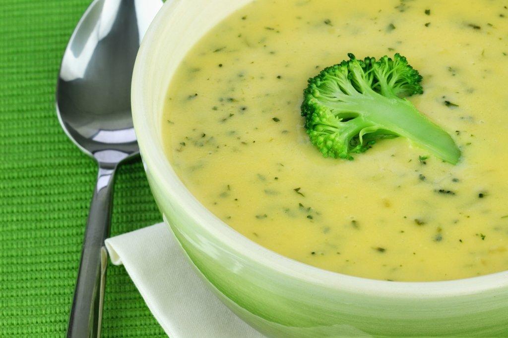 суп пюре из цветной капусты и брокколи рецепт