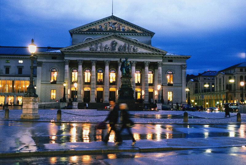 Национальный театр, Мюнхен