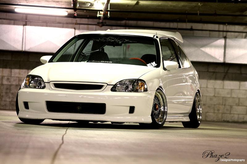 Honda Civic BBS RM