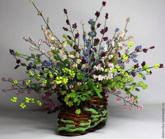 как можно продавать цветы из бисера в краснодаре год