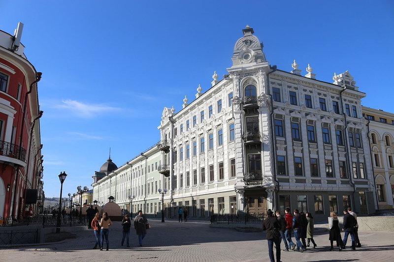 Улица Баумана (Казань, Россия)