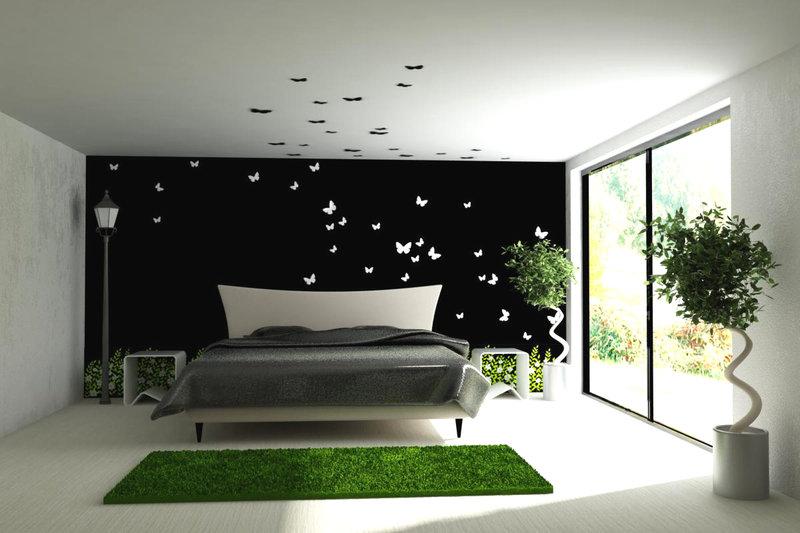 дизайн спальни модерн