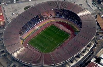 "Домашний стадион ""Наполи"" летом будет обновлен за 25 млн евро :: Футбол на Soccernews.ru"