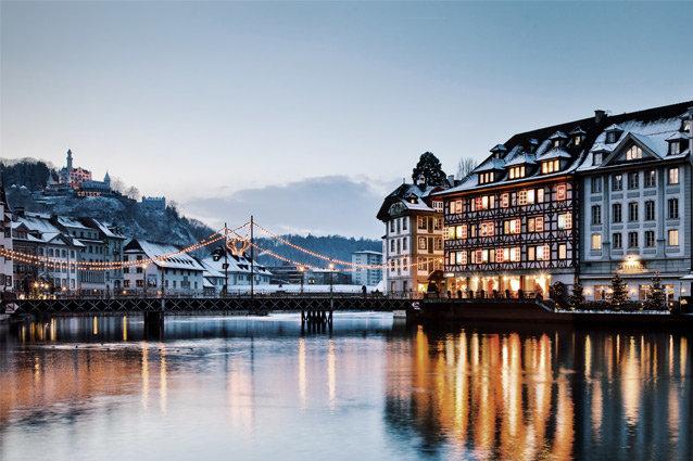 Идеальное Рождество в Швейцарии. Фото 3