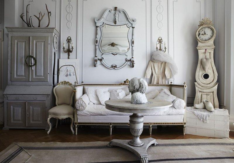 Шебби-шик - один из самых молодых интерьерных стилей – он сочетает в себе популярные классические приемы, гармонично дополненные современными дизайнерскими