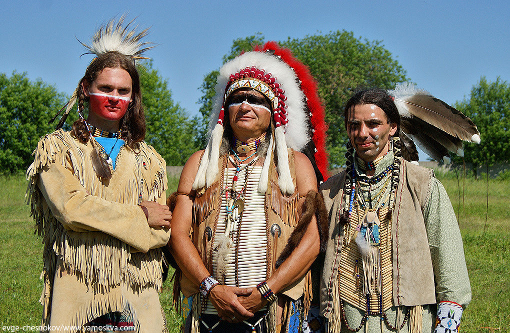 этого современные индейцы сша фото кажется