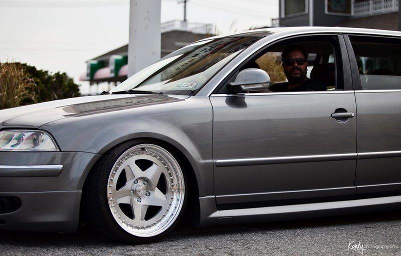 Диски fifteen52 на VW Passat