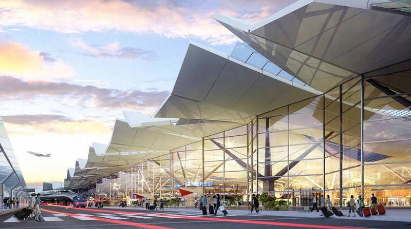 Аэропорт Инчхон (ICN), Южная Корея