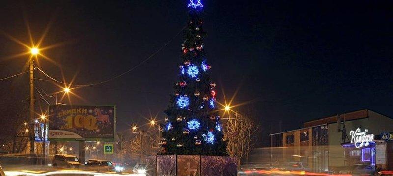 Главный новогодний символ
