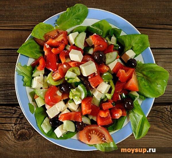 Кулинарные рецепты с фотографиями салаты из сырых овощей
