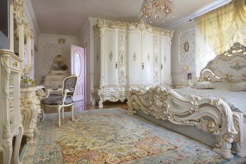 Комната в стиле барокко фото 🔍