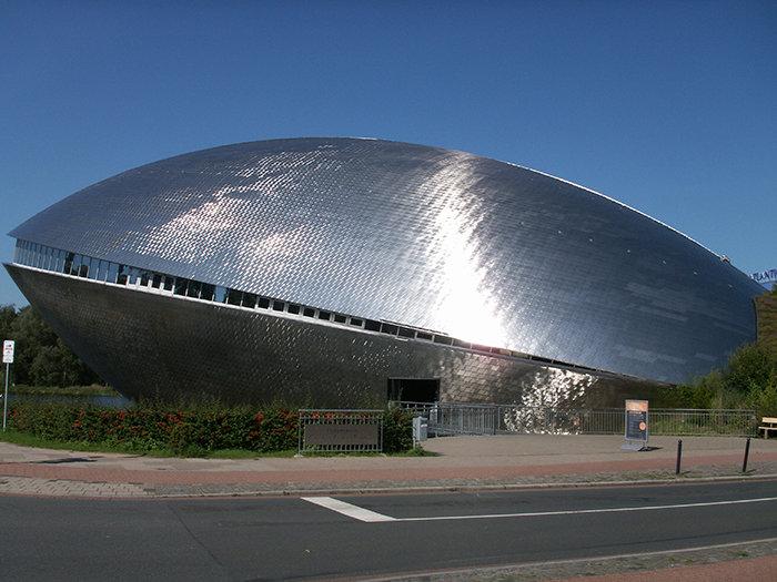 Интерактивный музейно-выставочный центр «Универсум» в Бремене