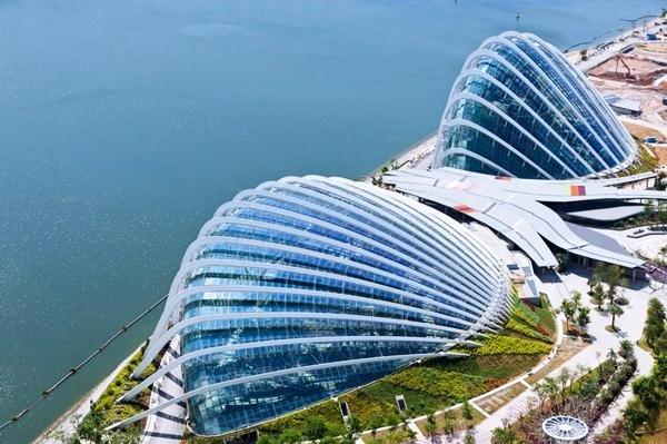 архитектура современных зданий 21