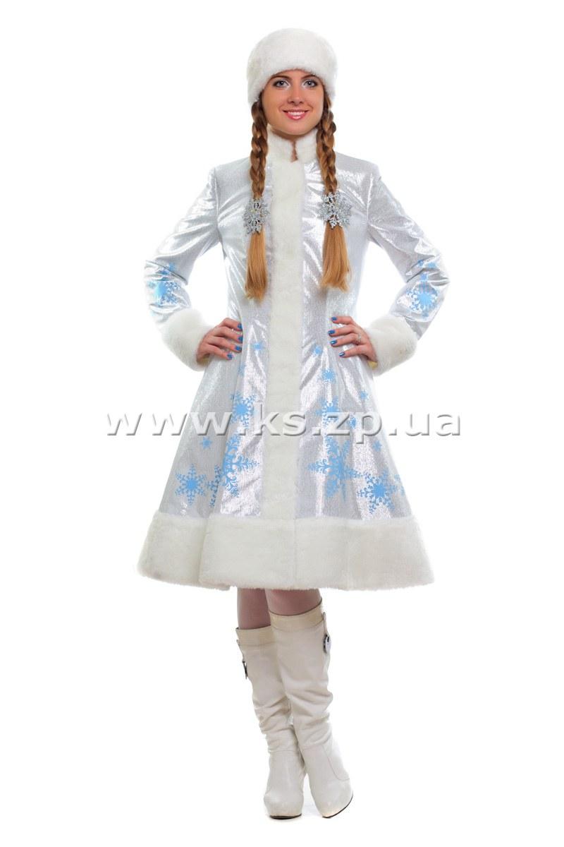 Сшить костюм снегурочки своими руками взрослый фото 186
