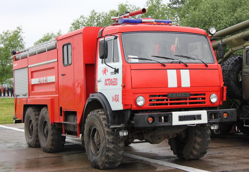 фото всех пожарных авто камаз