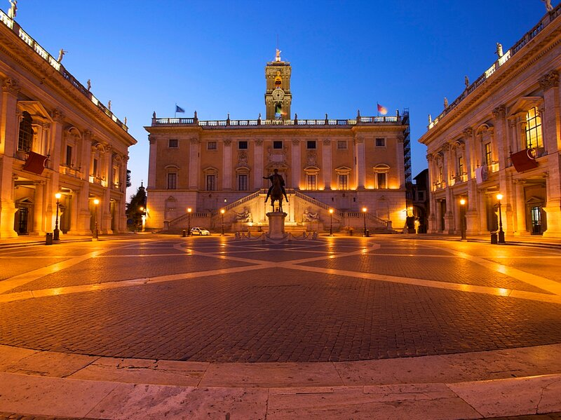 Капитолийский холм (Рим, Италия)