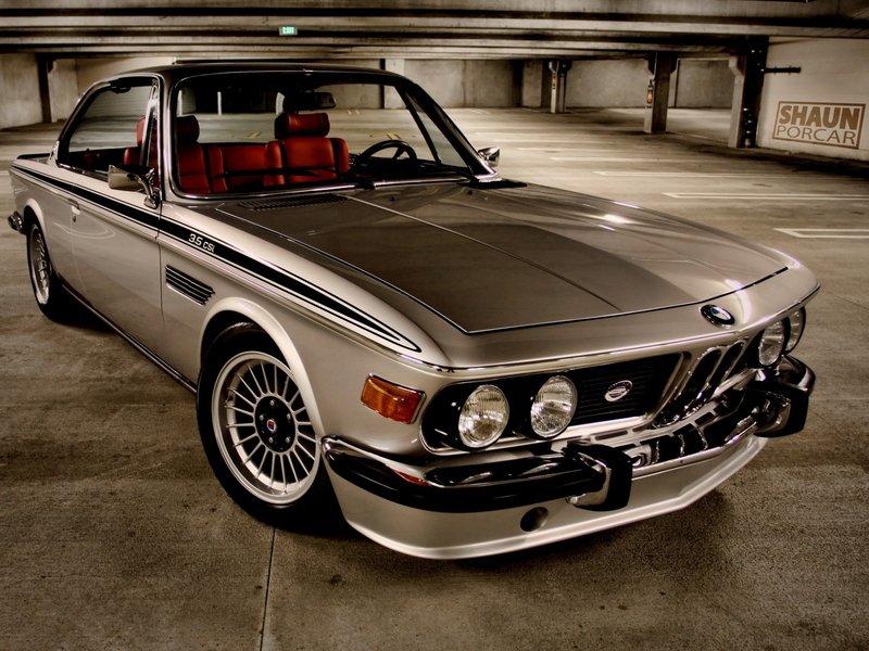 Старая модель BMW