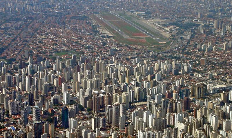 Аэропорт Конгоньяс, Сан-Паулу