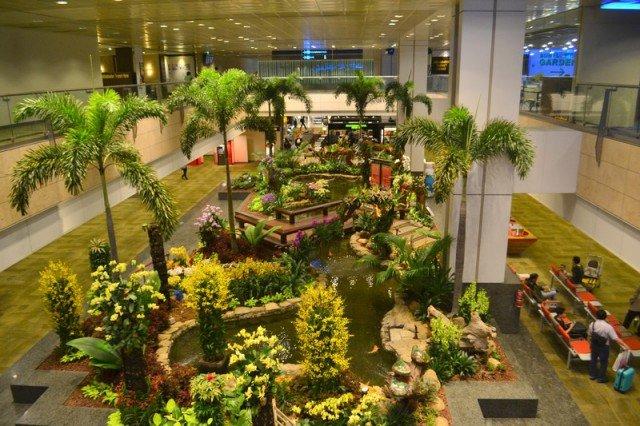 Аэропорт Сингапура - самый душевный в мире