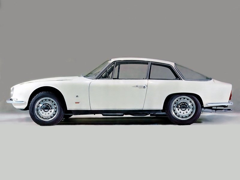 Alfa Romeo 2600 SZ Zagato Prototipo