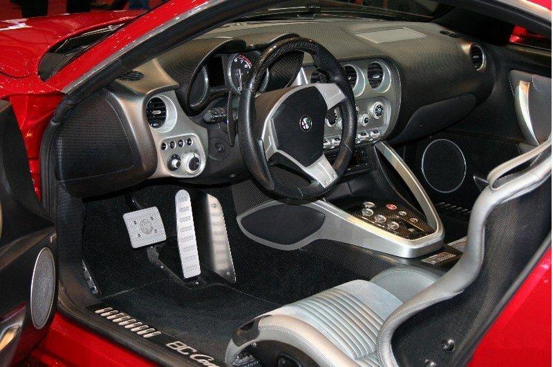 Alfa Romeo 8C Competizione -  купить, цена, фото, характеристики  | AutoBelyavcev.ru - авто обзоры и характеристики
