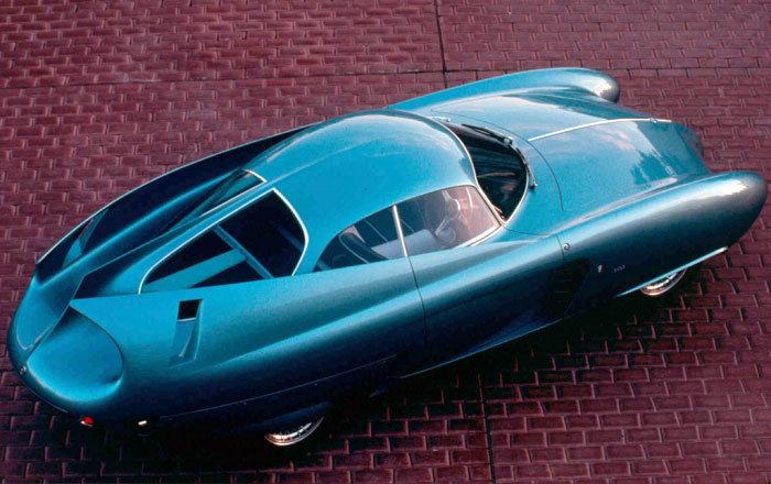 Alfa Romeo B.A.T. 7 (Bertone)