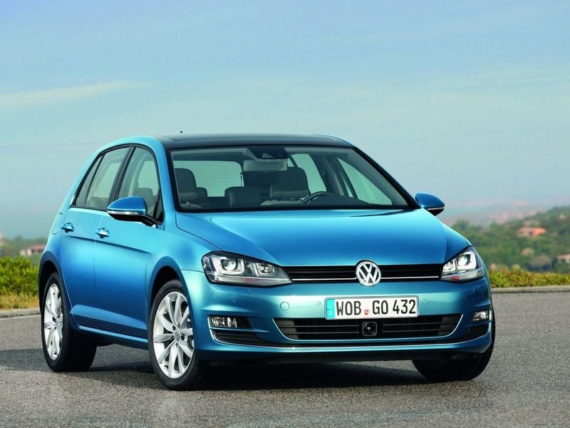 Автомобилем года стал Volkswagen Golf