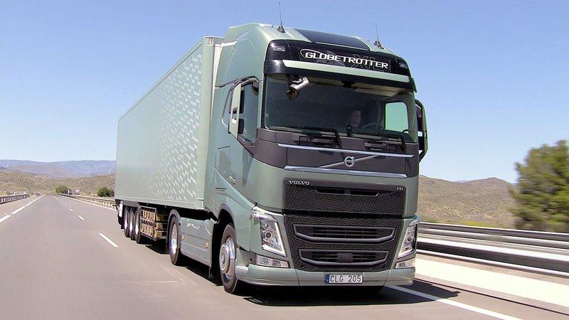 Автомобили Volvo FH в кузове седельный тягач 1 поколение рестайлинг - A.TUT.BY.