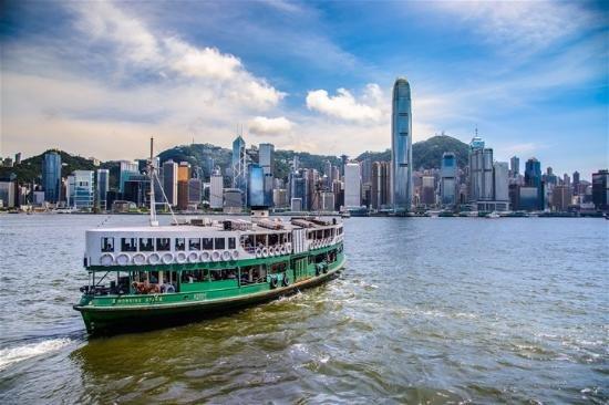 Бега Гонконга