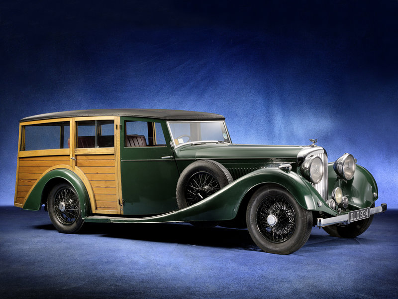 Bentley 4 ¼ Litre Vincent Shooting Brake '1937