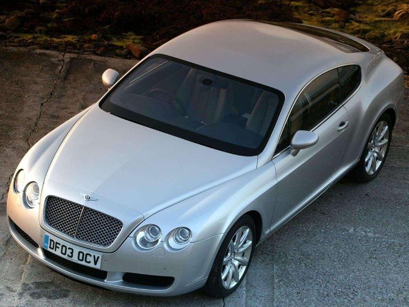 Bentley Continental GT (Бентли Континенталь GT) 2003-2010: описание, характеристики, фото, обзоры и тесты