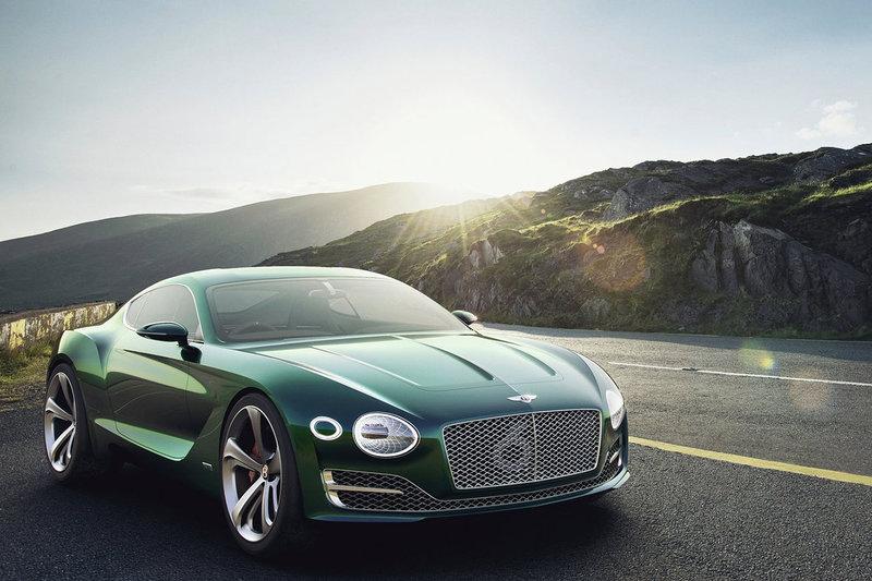 Bentley EXP 10 Speed 6. Фото, видео, цена