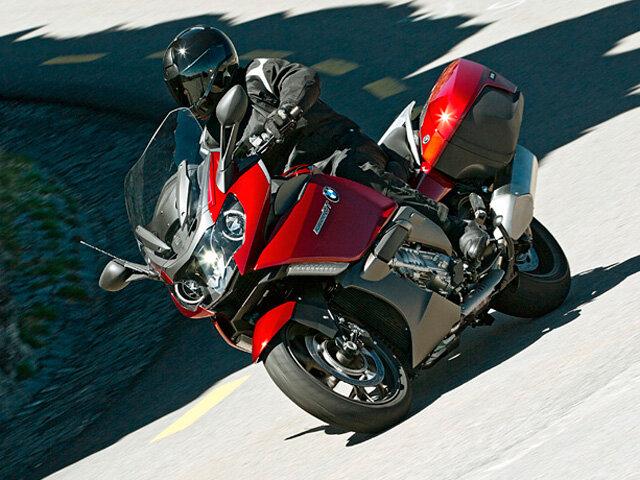 BMW K1600 GT/GTL. Новый мотоцикл БМВ. Цена - описание - фото - видео
