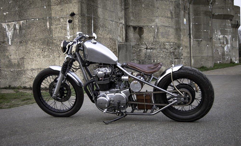 Боббер Yamaha XS650