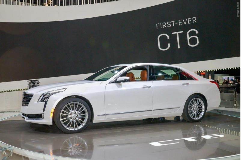 Cadillac CT6 - цена, характеристики, фото   AutoBelyavcev.ru - авто обзоры и характеристики