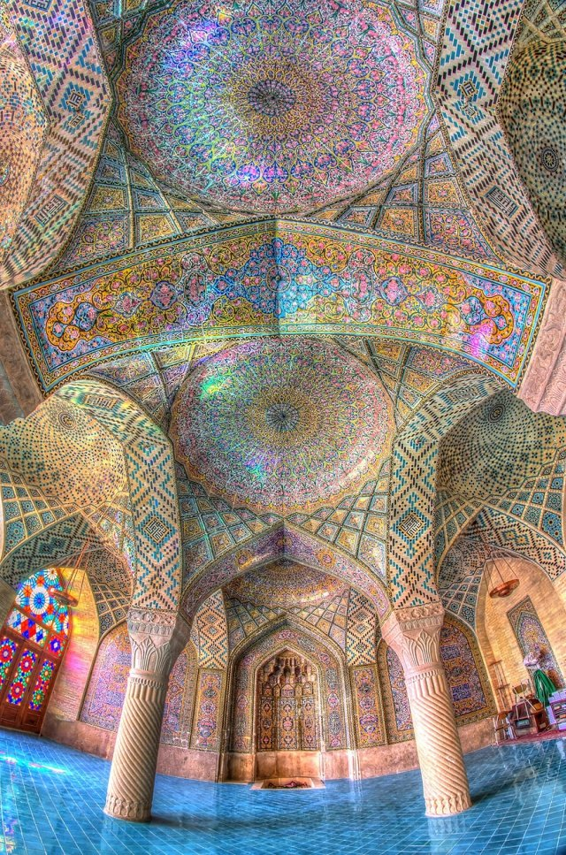 Чудеса исламской архитектуры: 44 фотографии мечетей