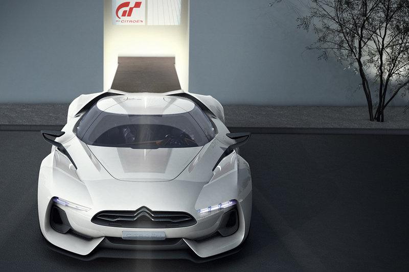 Concept GT by Citroen