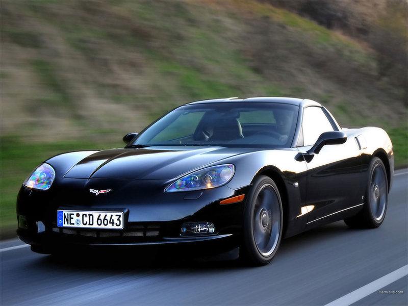Corvette C6 ФОТО #1