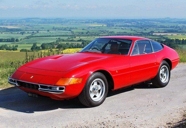 Ferrari 365 GTB/4 Daytona 1968 г.