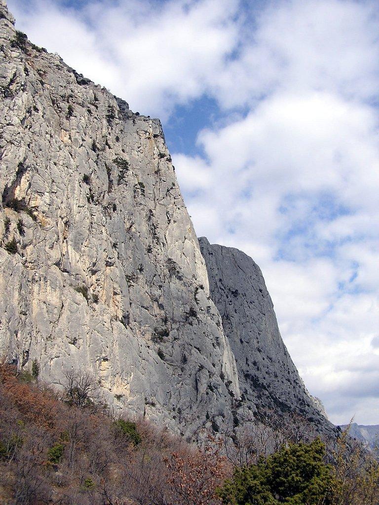 Форосские скалы